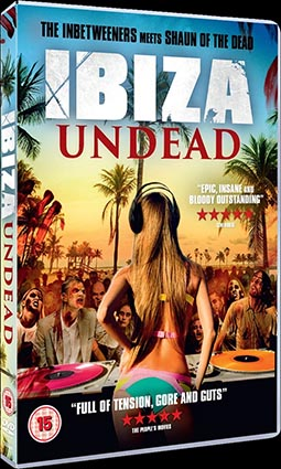Order Ibiza Undead on Amazon